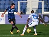 Atalanta pakt met Hateboer en Lammers punt tegen Inter