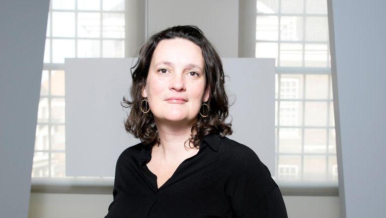 Deirdre Carasso, directeur Stedelijk Museum Schiedam. Beeld Judith Jockel
