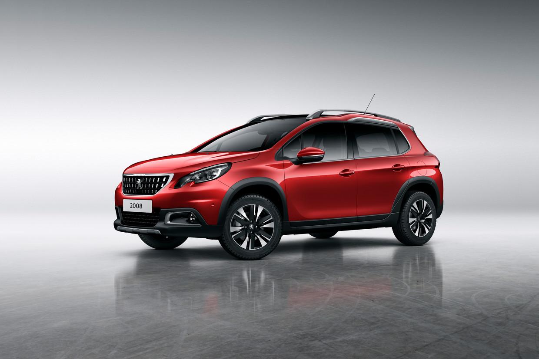 De Peugeot 2008, een voorbeeld van een SUV die door zijn populariteit de totale CO2-uitstoot van auto's verhoogt.