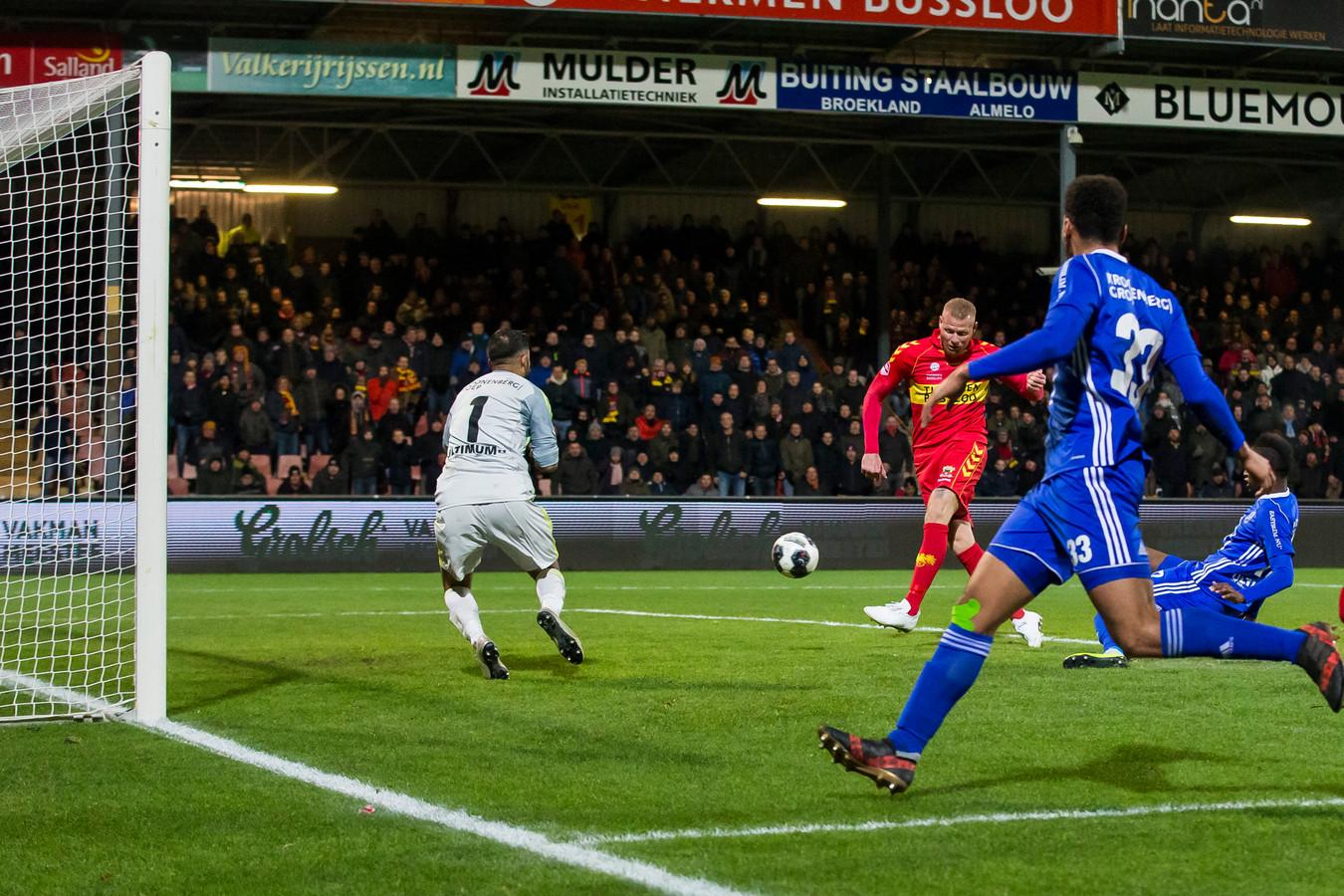 Keuken Kampioen Almelo : Fc den bosch blijft koploper in keuken kampioen divisie foto ad.nl