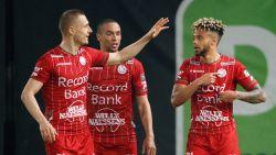 Zulte Waregem zet buren van KV Kortrijk een hak en doet gouden zaak in PO2