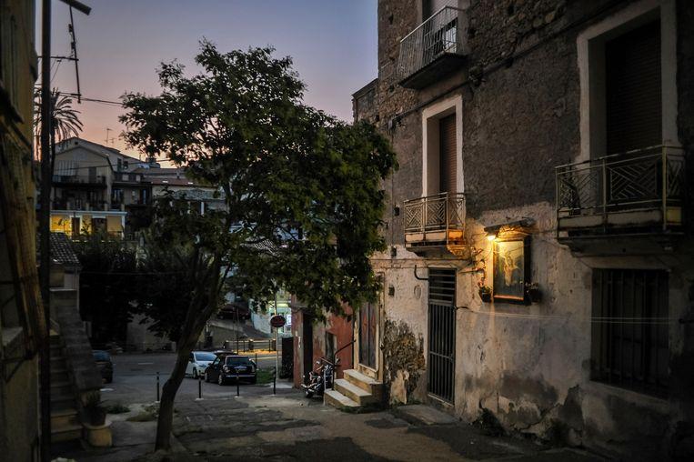 Catanzaro is de hoofdstad van de zuidelijk regio Calabria, de punt van de 'laars' van Italië. Beeld ZUMA Press