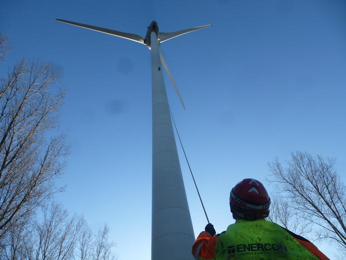 Windturbine Den Bosch