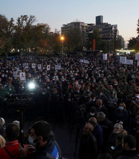 'Moord op premier en poging tot staatsgreep verijdeld in Armenië'