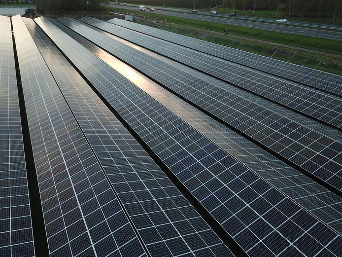 Boxtel werkt inmiddels aan de eerste 'golf' zonneparken. Negen initiatiefnemers hebben zich gemeld voor de vijftig hectare die de gemeente nu in de aanbieding heeft.