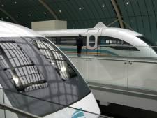 'Maak van Lelylijn een magneetzweeftrein annex hyperloop'