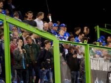 PEC-supporters die werden opgepakt na matpartij in Arnhem weer vrij