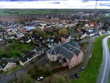 Groeten uit Nieuw-Lekkerland, het dorp van Kasteel Schoonenburg (als dat echt bestaan heeft althans)