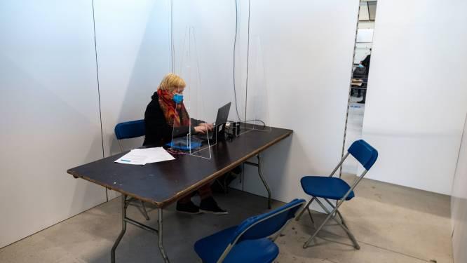 """Al 500 vrijwilligers voor vaccinatiecentrum RupeLaar: """"Maar nieuwe kandidaten blijven welkom"""""""