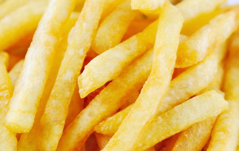 In 120 seconden een portie verse friet uit de automaat