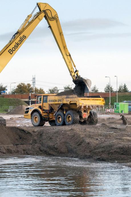 Steenwijkerland wil norm PFAS verruimen zodat bouwsector verder kan