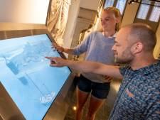 Historische 'Streetview' wekt het oude Veere tot leven