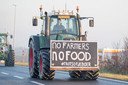 Boerenprotest.