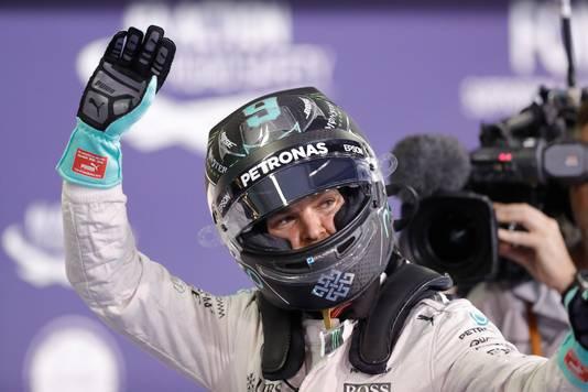 Nico Rosberg in 2016
