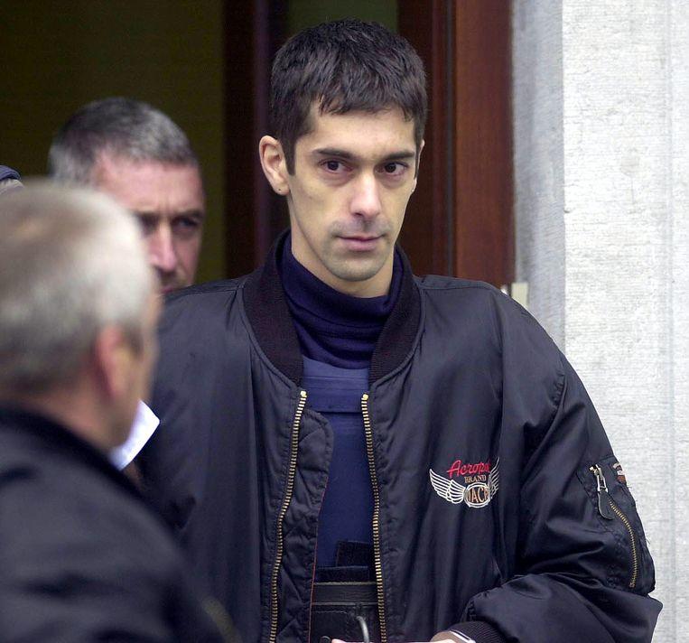 Lelièvre in 2001. Beeld BELGA