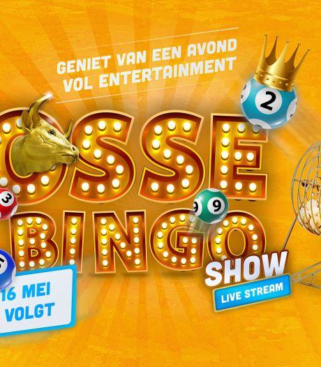 Tweede editie van De Osse Bingo Show op 6 maart