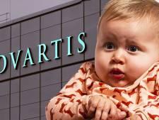 """Novartis lance sa """"loterie de la vie"""" controversée pour le Zolgensma"""