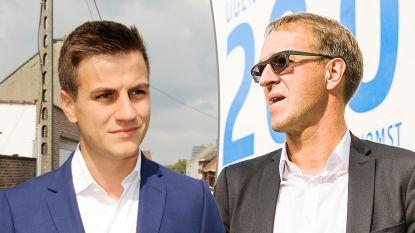 UGent schorst Dries Van Langenhove