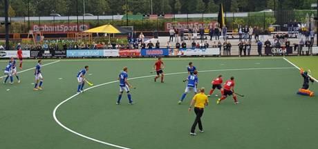 Hockeyers Nijmegen A1 grijpen naast de landstitel