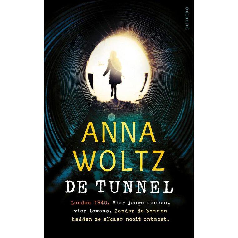 Anna Woltz, 'De tunnel', Querido, 232 p., 16,99 euro, 12+. Beeld rv