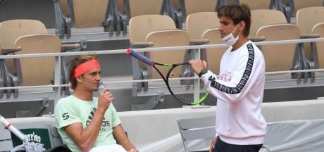 Zverev breekt in aanloop naar Australian Open met coach Ferrer