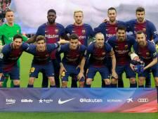 FC Barcelona kan derde ongeslagen kampioen van Spanje worden