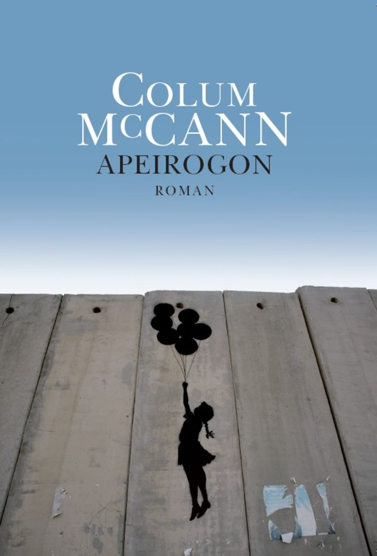 Fictie Colum McCann - Apeirogon. Vertaald door Frans van der Wiel, De Harmonie. €24,90, 416 blz. Beeld