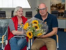 Koninklijke onderscheidingen voor Lianne en Herman Holty