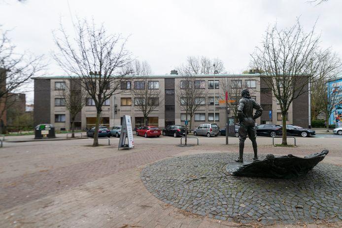 De Kloosterstraat in Antwerpen.