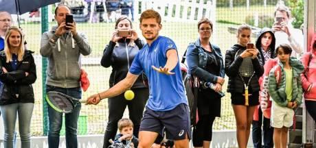 Un léger recul pour David Goffin au classement ATP