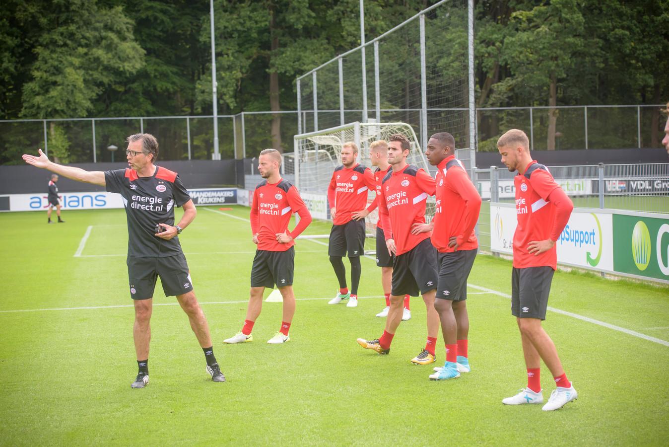 PSV heeft momenteel geen Europese verplichtingen.