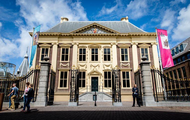 Het Mauritshuis in Den Haag.  Beeld ANP