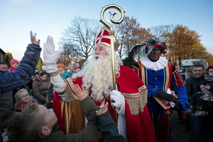 Zwarte Piet verdwijnt definitief uit het straatbeeld van Schijndel.