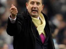 Leekens stapt op als bondscoach België