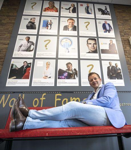 'Potskamp' in Oldenzaal eert succesvolle oud-leerlingen met een dynamische 'Wall of Fame'