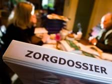 Medische dossiers GGZ-patiënten liggen onbeheerd in bouwcontainer