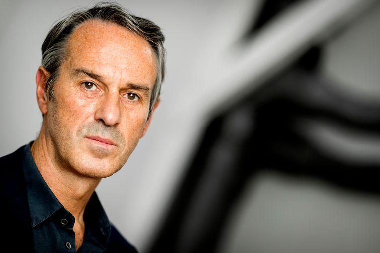 Ivo van Hove: 'Ik hou niet zo van quota, maar ik vind wel dat het tijd is voor daden.' Beeld ANP Kippa