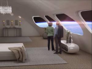 Bientôt un hôtel dans l'espace? Bien plus tôt que vous ne le pensez...