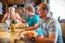 ONDERWERP: Jongste gevangene,Guy Claes DATUM : 11/07/2019 PLAATS :   Prins Boudewijnlaan, Kontich  © Rudi Van Beek