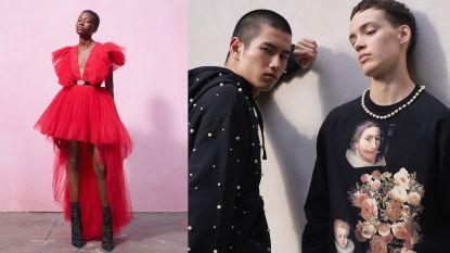 Binnen een maand is de nieuwe designercollectie van H&M te koop en zo zien de kleren eruit