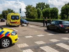 Vrouw gewond bij botsing op kruising in Bergen op Zoom
