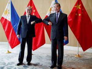 """""""CASSEZ-VOUS"""": l'appel du chef de la diplomatie philippine à la Chine"""