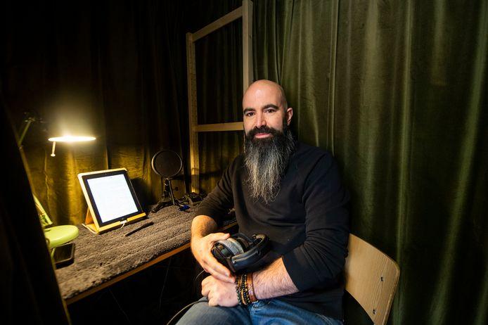 Jeroen Medaer, de stem achter Big Brother