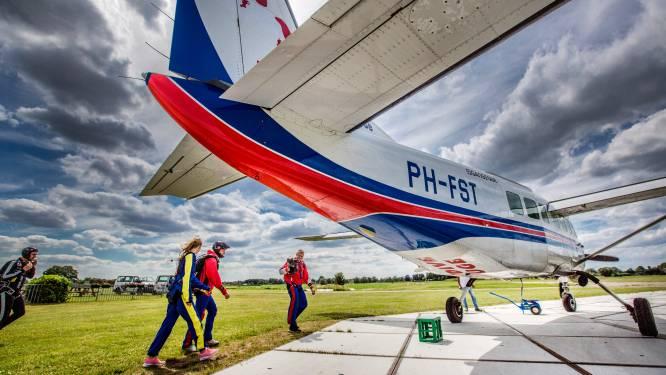 Onderzoek: stuntvliegers en Cessna's bij Teuge even hinderlijk als parachutevluchten