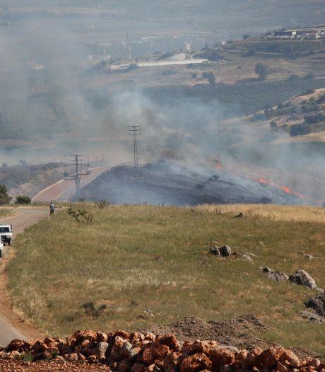 Drie raketten vanuit Syrië afgevuurd op Israël
