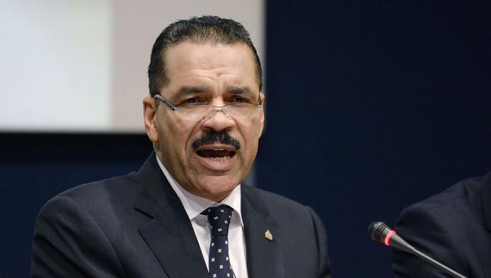 Ronald Kenneth Noble, secrétaire général d'Interpol