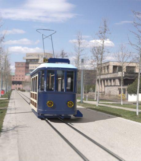 'Haal Tram 1 terug naar Enschede': spontane actie krijgt steeds meer vorm