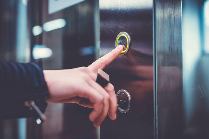 Je staat alleen in de lift en je denk: het kan wel.
