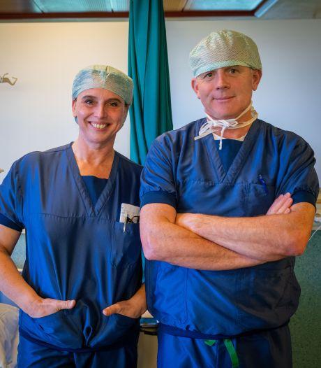 Groningers moeten heel vroeg opstaan voor een knieoperatie in Rozendaal: 'Hartstikke mooi dat dit mogelijk is'