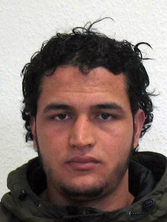 Anis Amri, de dader van de aanslag.